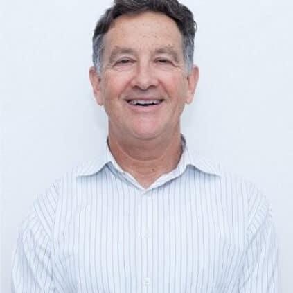 Portrait image of image of Dr. Gary Newstadt Principal dentist of King Street Dental Group